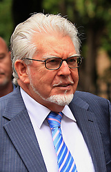 Licensed to London News Pictures. London, UK. 04/06/2014. Former BBC TV entertainer ROLF HARRIS arrives at Southwark Crown Court in London today (04/06/2014) as the trial continues for 12 charges of indecent assault.