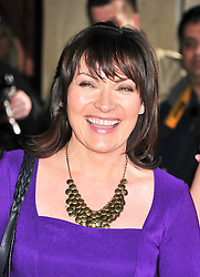 © under license to London News Pictures. 08/03/11.Lorraine Kelly Red carpet arrivals for the 2011 TRIC (The Television & Radio Industries Club) Awards at Grosvenor House Hotel  London . Photo credit should read ALAN ROXBOROUGH/LNP