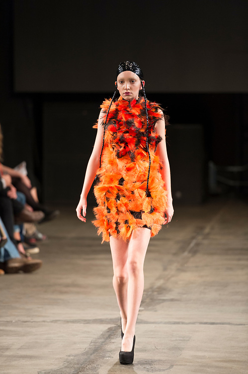 Denver Fashion Week for the Denver Herald.
