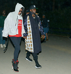 "Sean ""Puffy Daddy"" Combs Arriving At The Neon Carnival 2018 At Coachella. 15 Apr 2018 Pictured: Puff Daddy , Sean Combs. Photo credit: MEGA TheMegaAgency.com +1 888 505 6342"