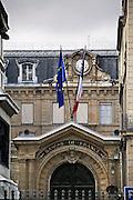 Frankrijk, Parijs, 28-3-2010Gebouw van de Banque de France, de centrale bank van frankrijk.Foto: Flip Franssen/Hollandse Hoogte