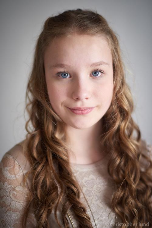 Kristin Lovísa Andradóttir - ferming