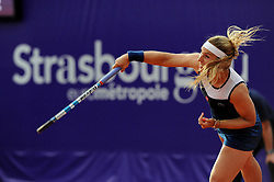 May 22, 2018 - France - Internationaux de tennis de Strasbourg - Dominika Cibulkova Slovaque (Credit Image: © Panoramic via ZUMA Press)
