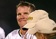 (2003)-Brett Favre late in a Monday Night Football game played shortly after the death of his father. Favre threw for 304 yards and four touchdown passes in the first half.