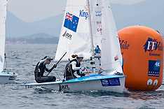 2015  ISAf SWC |470 Women | day 1