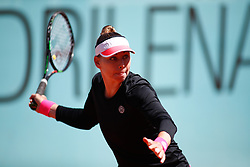 May 9, 2019 - Madrid, MADRID, SPAIN - Vera Zvonareva (RUS) during the Mutua Madrid Open 2019 (ATP Masters 1000 and WTA Premier) tenis tournament at Caja Magica in Madrid, Spain, on May 09, 2019. (Credit Image: © AFP7 via ZUMA Wire)