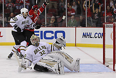 October 8, 2010: Dallas Stars at New Jersey Devils