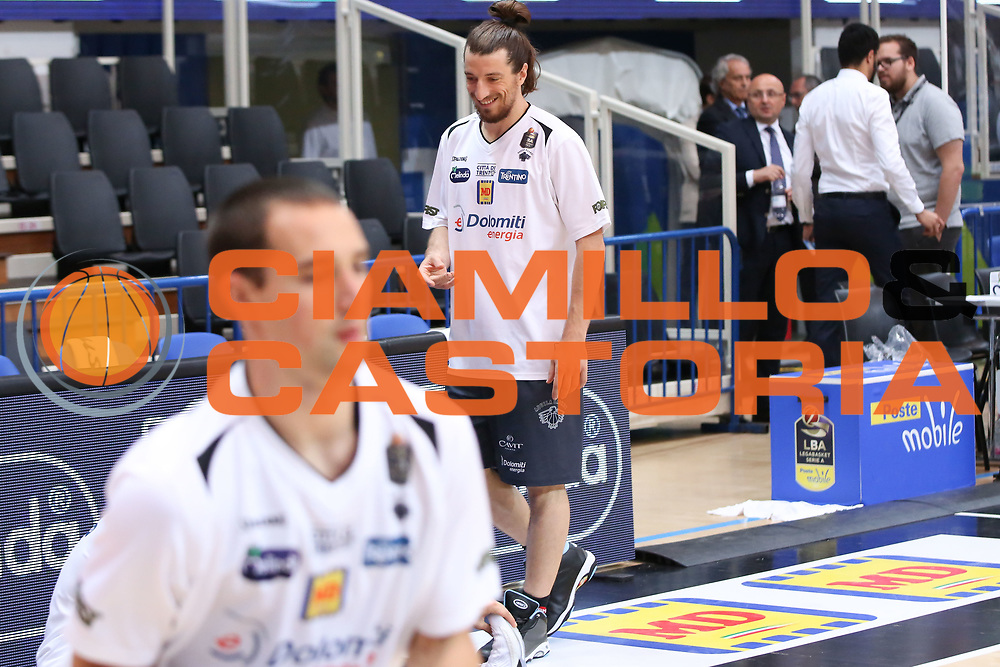 Forray Toto, Dolomiti Energia Trentino vs Umana Reyer Venezia LBA Serie A Playoff Finale gara 4 stagione 2016/2017 Pala Trento, Trento 16 giugno 2017