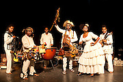 Belo Horizonte_MG, Brasil...Cia Burlantins com a peca Oratorio: A saga de Dom Quixote e Sancho Panca na SPASSO, escola de circo em Belo Horizonte, Minas Gerais...Cia Burlantins with the piece Oratorio: A saga de Dom Quixote e Sancho Panca at Spasso, circus school in Belo Horizonte, Minas Gerais...Foto: LEO DRUMOND / NITRO