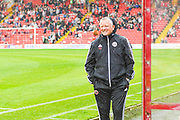 Chris Wilder, Manager of Sheffield United, during the Pre-Season Friendly match between Barnsley and Sheffield United at Oakwell, Barnsley, England on 27 July 2019.