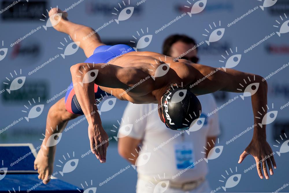 Junya Hasegawa JPN <br /> 50m Butterfly Men <br /> Roma 26-06-2016 Foro Italico <br /> Nuoto 53mo trofeo Settecolli <br /> Swimming 53rd Settecolli Trophy<br /> Photo Andrea Staccioli/Deepbluemedia/Insidefoto