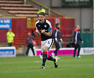 Dundee&rsquo;s Darren O&rsquo;Dea at full time - Motherwell v Dundee, Fir Park, Motherwell, Photo: David Young<br /> <br />  - &copy; David Young - www.davidyoungphoto.co.uk - email: davidyoungphoto@gmail.com