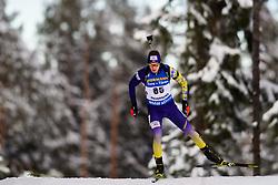 March 9, 2019 - –Stersund, Sweden - 190309 Artem Tyshchenko of Ukraine competes in the Men's 10 KM sprint during the IBU World Championships Biathlon on March 9, 2019 in Östersund..Photo: Petter Arvidson / BILDBYRÃ…N / kod PA / 92252 (Credit Image: © Petter Arvidson/Bildbyran via ZUMA Press)