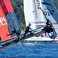 LOUIS VUITTON AMERICA' S CUP WORLD SERIES DAY 2
