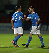 06/10/2017 - St Johnstone v Dundee - Dave Mackay testimonial at McDiarmid Park, Perth, Picture by David Young - Dave Mackay comes on as a second half substitute