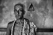 Hindu Priest.