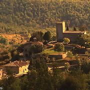 Albola and his Castle, Radda, Tuscany