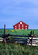 The Sherfy Farm, Gettysburg National Military Park, Pennsylvania, USA
