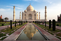 taj mahal agra uttar pradesh in india