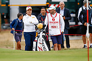 Inbee Park during the Ricoh Women's British Open at Royal Lytham and St Annes Golf Club, Lytham Saint Annes, United Kingdom on 2 August 2018. Picture by Simon Davies.