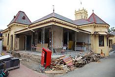 2012 Harefield House Progress - August