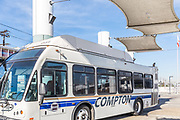 Local Public Bus Transportation in Compton