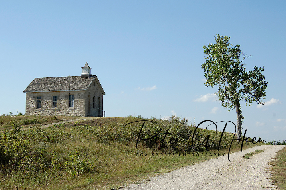 The Lower Fox Creek one room school house in the Kansas Tall Grass Prairie, was a active school house from 1884 to 1930.