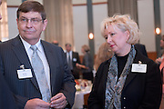 19105?Kroger Day? lunch at Walter Hall with Keynote address by M. Marnette Perry, Vice Chair, Board of Trustees...Kroger Executives..John Stowe and Loreen Osimowicz