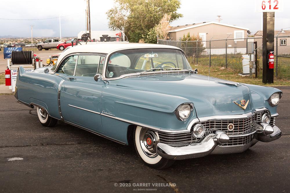1954 Cadillac Coupe De Ville.