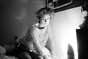 Kelly the Punk, UK, 1980s.