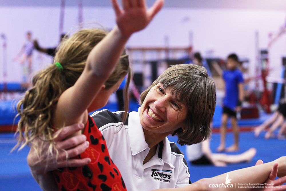 Coach/Entra&icirc;neure: Laurie Loh<br /> Photo: http://www.andreforget.com