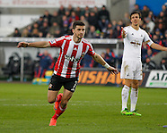 Swansea City v Southampton 130216
