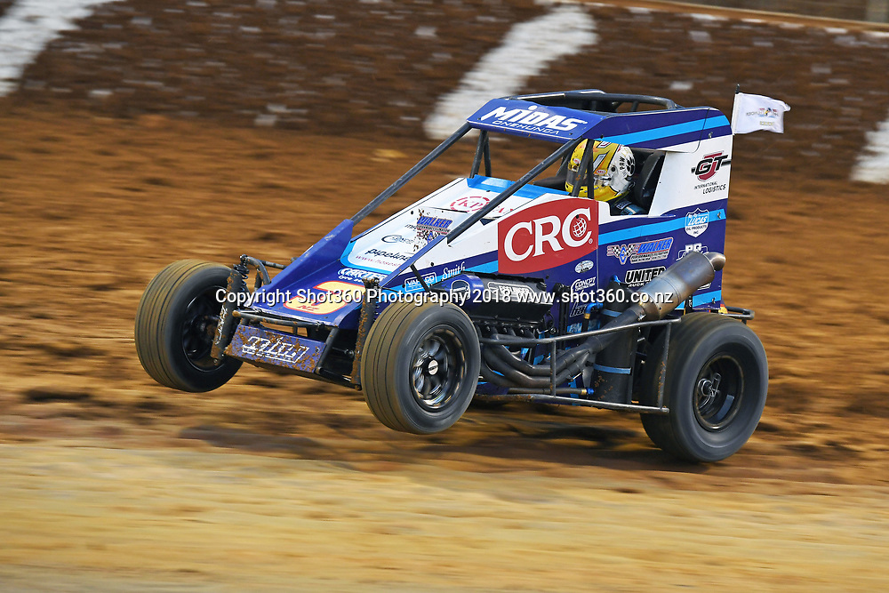 racing New zealand midget