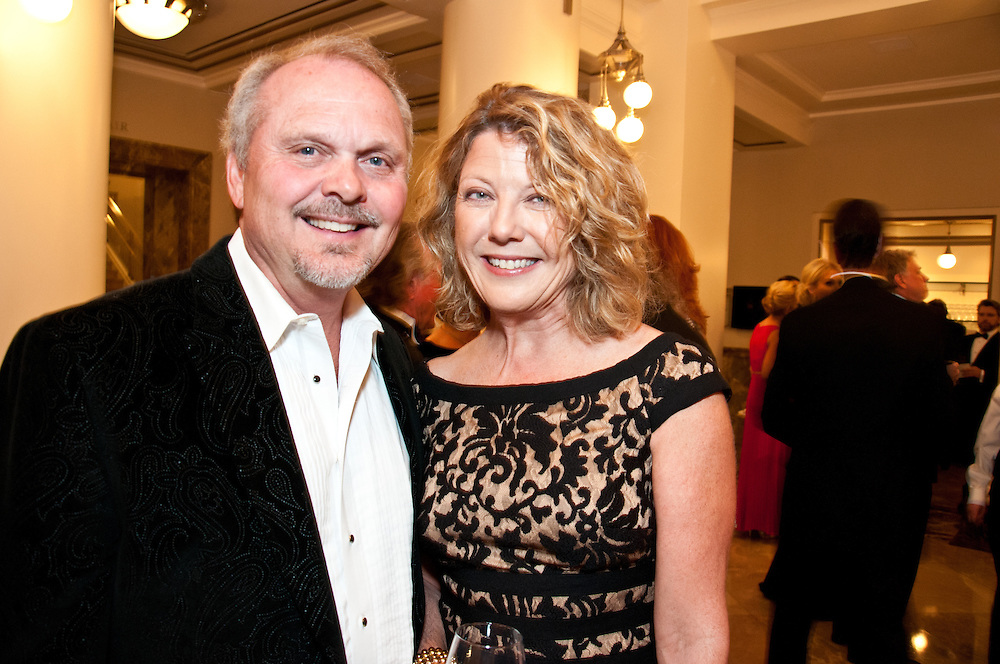 Kent and Cindy Blazy