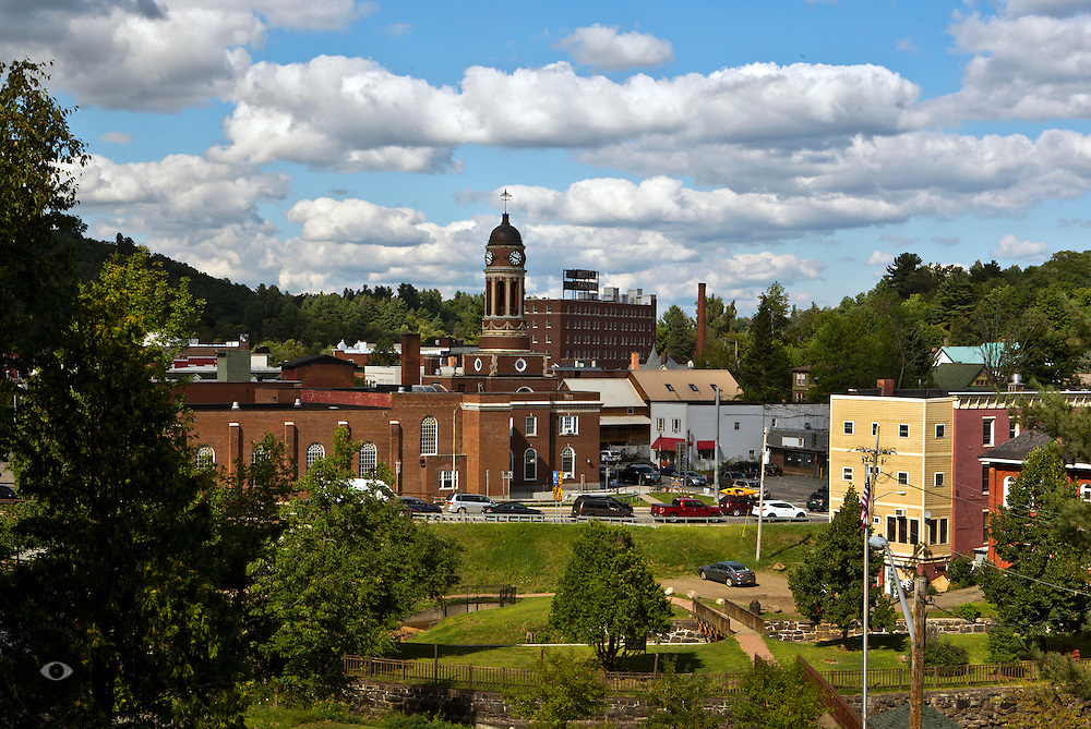 Arrival day wanderings about Saranac Lake on Friday, August 21, 2015.