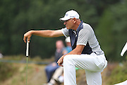 Peter Fowler during The Senior Open Championship, Sunningdale Golf Club, Sunningdale, United Kingdom on 23 July 2015. Photo by Phil Duncan.