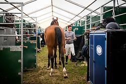 Wellens Anthony, BEL, Domenco<br /> Wolvertem 2018<br /> © Hippo Foto - Sharon Vandeput<br /> 29/08/18