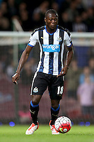 Newcastle United's Chancel Mbemba