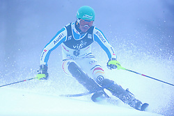 06.01.2013, Crveni Spust, Zagreb, CRO, FIS Ski Alpin Weltcup, Slalom, Herren, 1. Lauf, im Bild Felix Neureuther (GER) // Felix Neureuther of Germany in action during 1st Run of the mens Slalom of the FIS ski alpine world cup at Crveni Spust course in Zagreb, Croatia on 2013/01/06. EXPA Pictures © 2013, PhotoCredit: EXPA/ Pixsell/ Ibrahim Kralj..***** ATTENTION - for AUT, SLO, SUI, ITA, FRA only *****