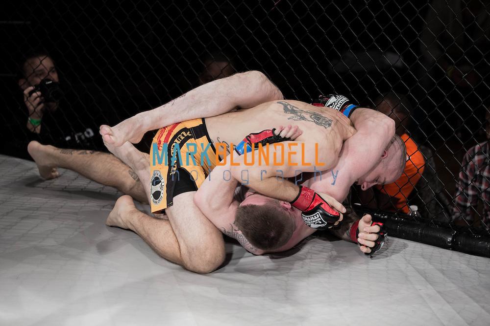 Hayden Critchfield vs. Gary Austin
