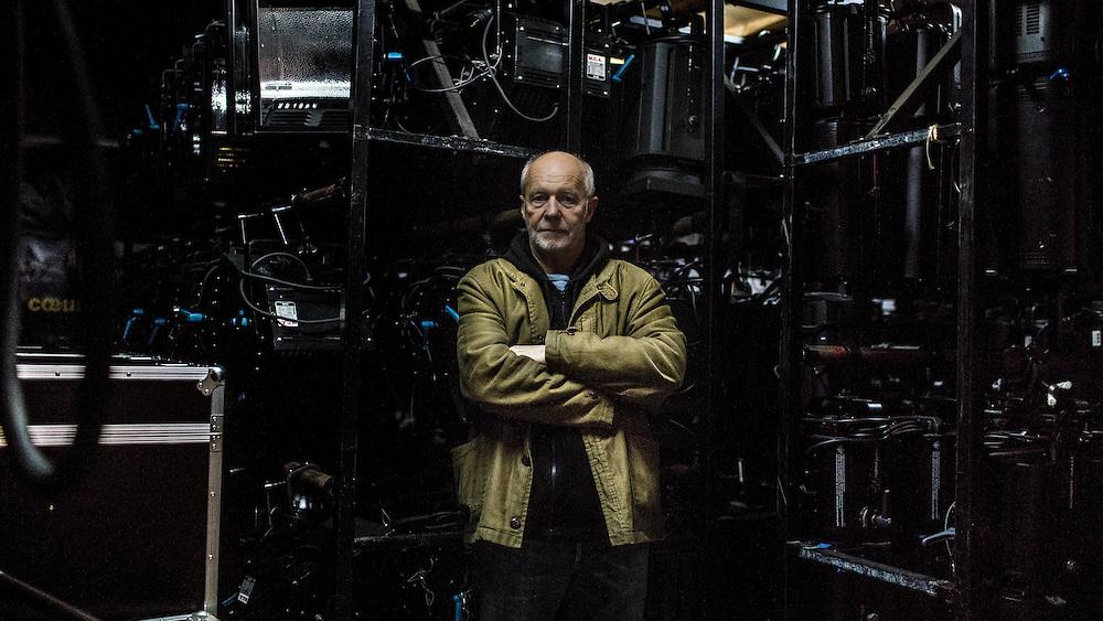 Michel Quinejure réalisateur, FIFAM 2016
