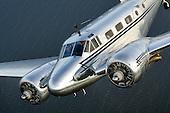Twin Beech C-45 N4186B