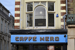Caffe Nero, Norwich, Norfolk, UK