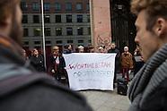 Unirahmenvertrag Protest