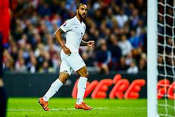 Goal, Theo Walcott of England scores, England 1-0 Estonia - Mandatory byline: Jason Brown/JMP - 07966 386802 - 09/10/2015- FOOTBALL - Wembley Stadium - London, England - England v Estonia - Euro 2016 Qualifying - Group E