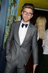DARREN KENNEDY at the the London Collections: Men 2013 Ben Sherman and Shortlist Magazine party at Sketch, Conduit Street, London on 18th June 2013.