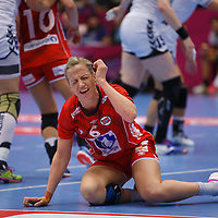 Norway - Russia , 2015 IHF WOMEN HANDBALL WORLD CHAMPIONSHIP
