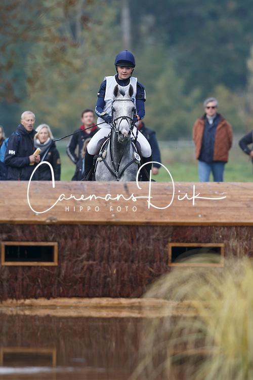 De Jong Sanne, (NED), Enjoy<br /> Cross country<br /> Mondial du Lion - Le Lion d'Angers 2015<br /> &copy; Dirk Caremans<br /> 17/10/15