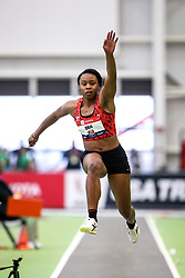 USATF Indoor Track and Field Championships<br /> held at Ocean Breeze Athletic Complex in Staten Island, New York on February 22-24, 2019; Atlanta Track CLub, Mizuno,