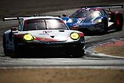 September 21-24, 2017: IMSA Weathertech at Laguna Seca. 912 Porsche GT Team, Porsche 911 RSR, Laurens Vanthoor, Wolf Henzler